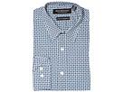 Nick Graham Diamond Print Stretch Shirt