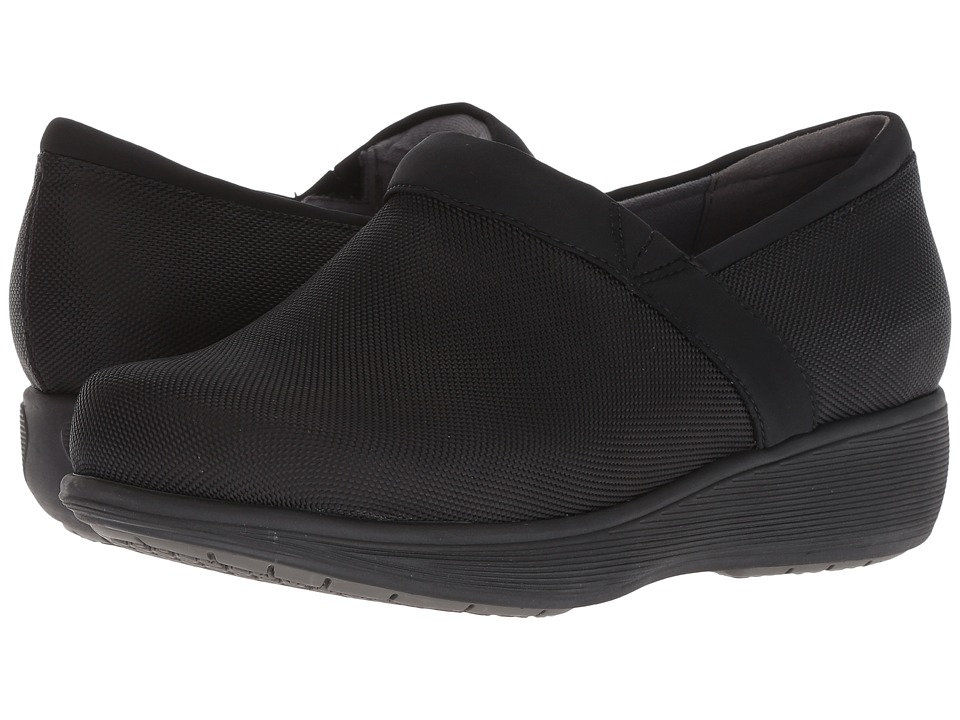 SoftWalk Grey's Anatomy Meredith Sport (Black Ballistic) Slip-On Shoes