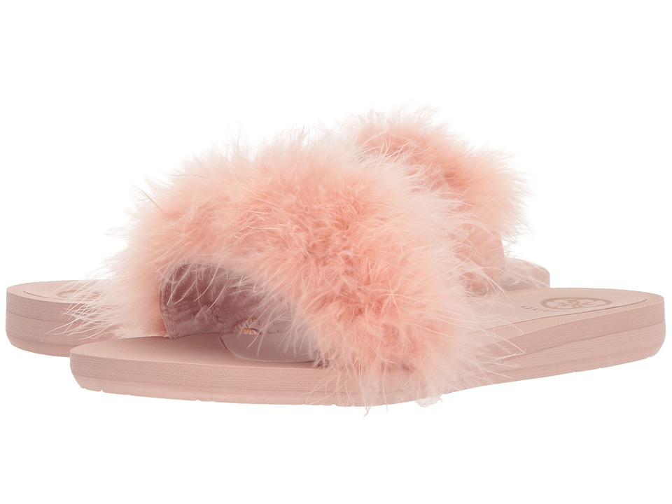 GUESS - Tilie (Natural 6/Natural 6) Womens Sandals