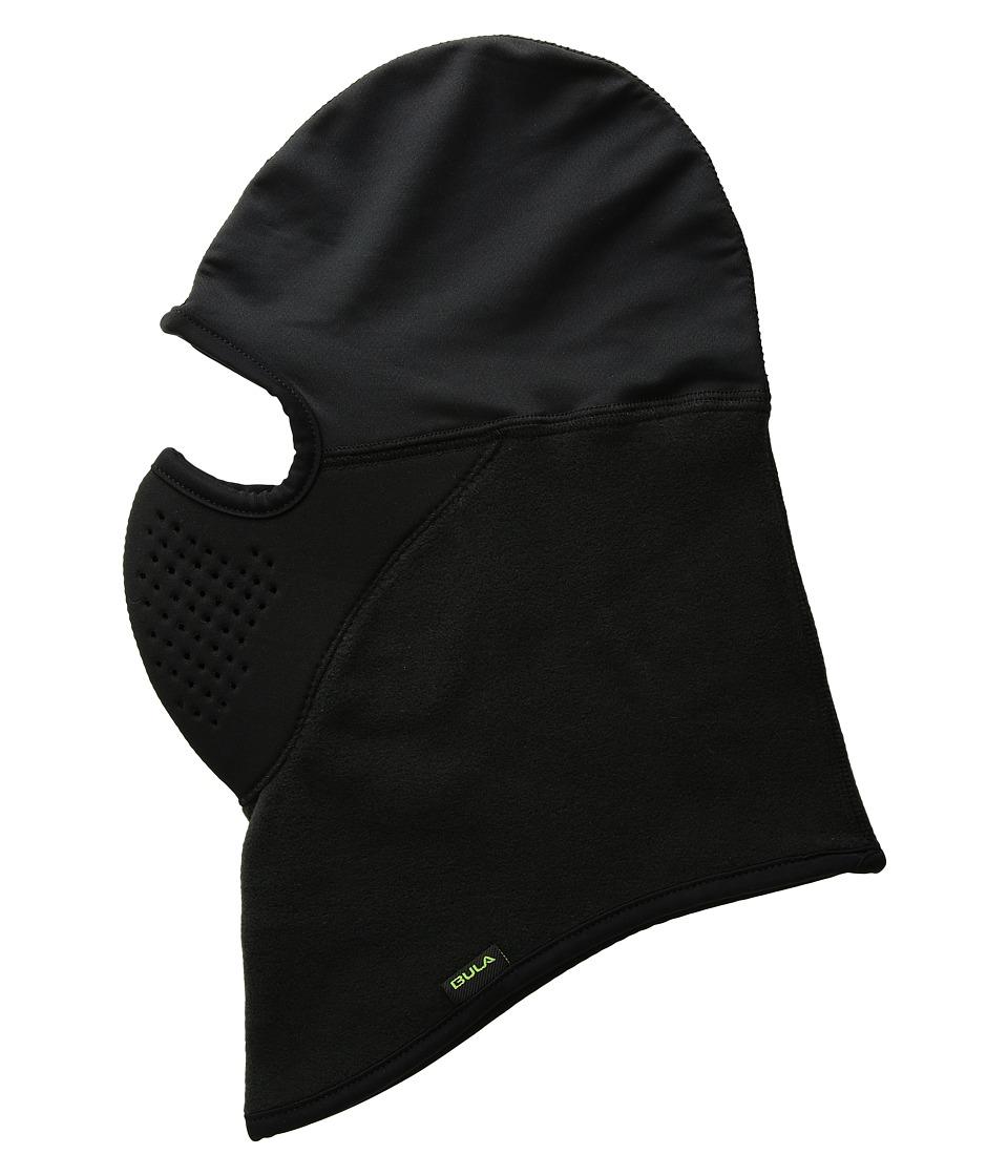 BULA Vortex Balaclava/Liner (Black) Knit Hats