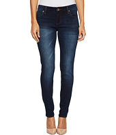 KUT from the Kloth - Petite Diana Skinny in Breezy/Dark Stone