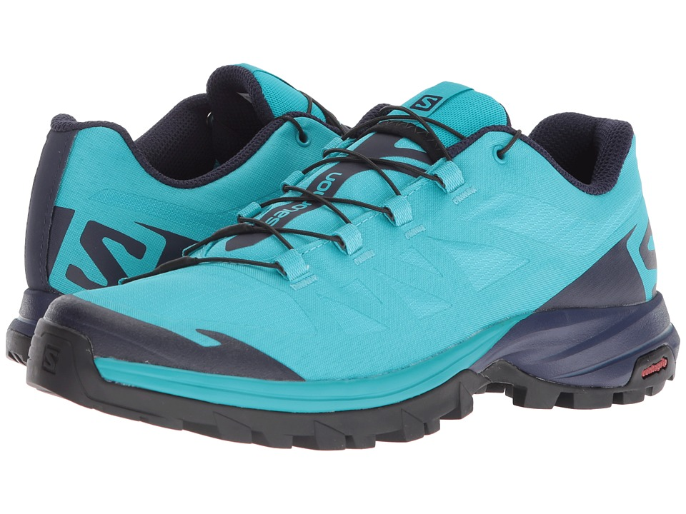 Salomon Outpath (Blue Bird/Evening Blue/Black) Women's Shoes