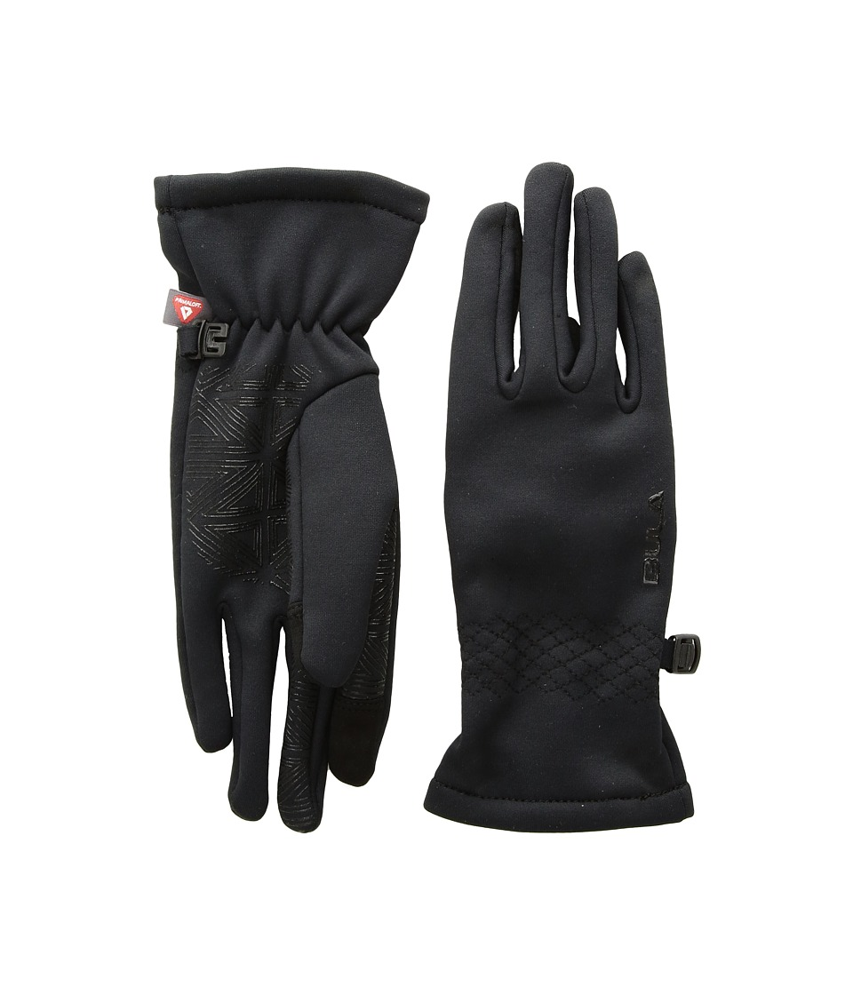 BULA Warm Primaloft Gloves (Black) Extreme Cold Weather Gloves