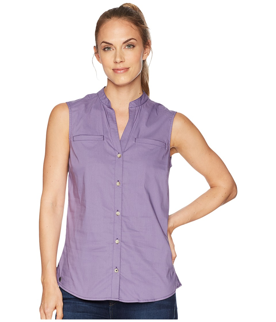 Outdoor Research - Rumi Sleeveless Shirt (Fig) Womens Clothing