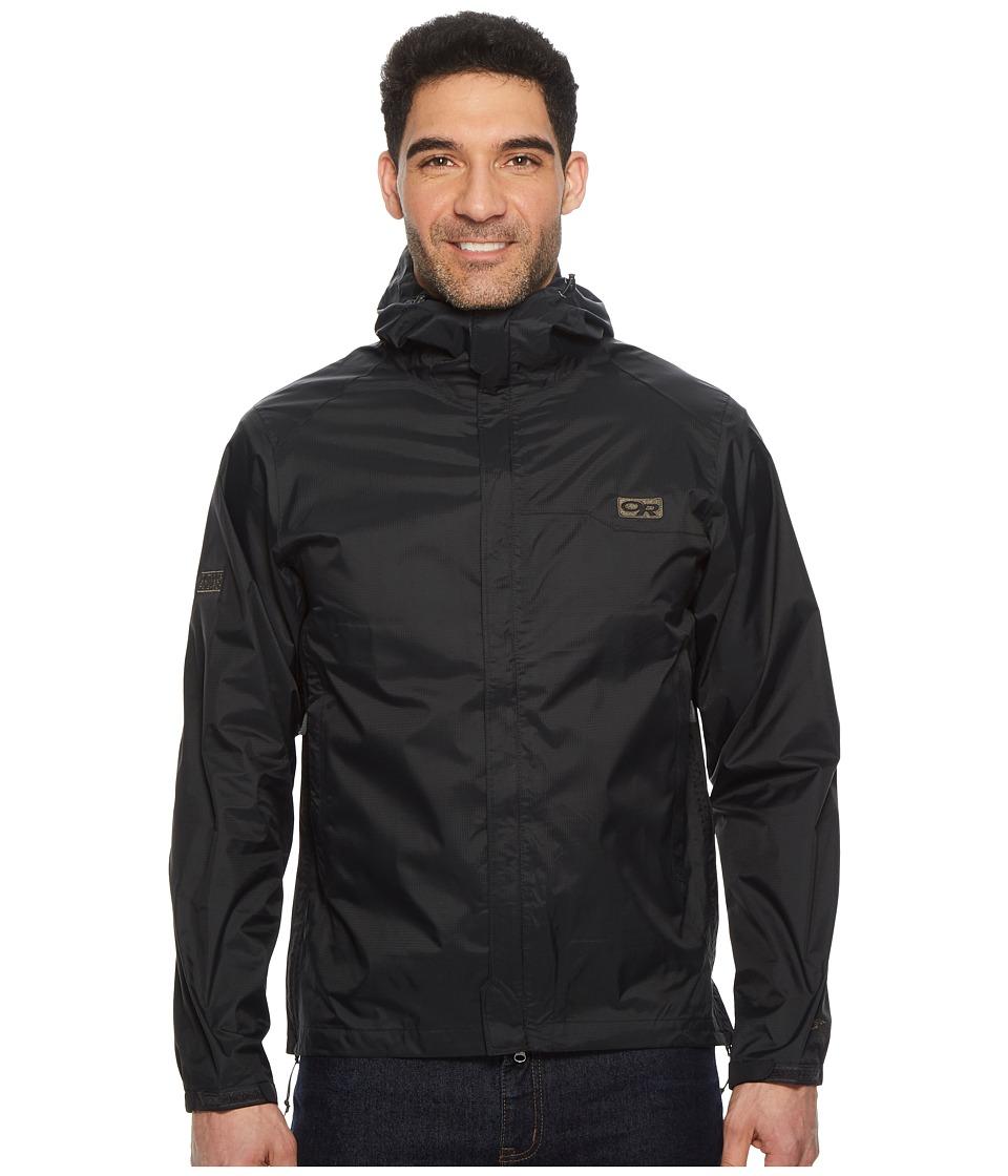 Outdoor Research Horizon Jacket (Black) Men's Jacket