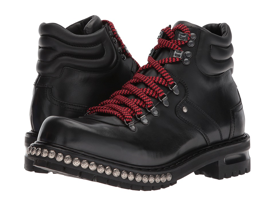 Alexander McQueen - Studded Hiking Boot