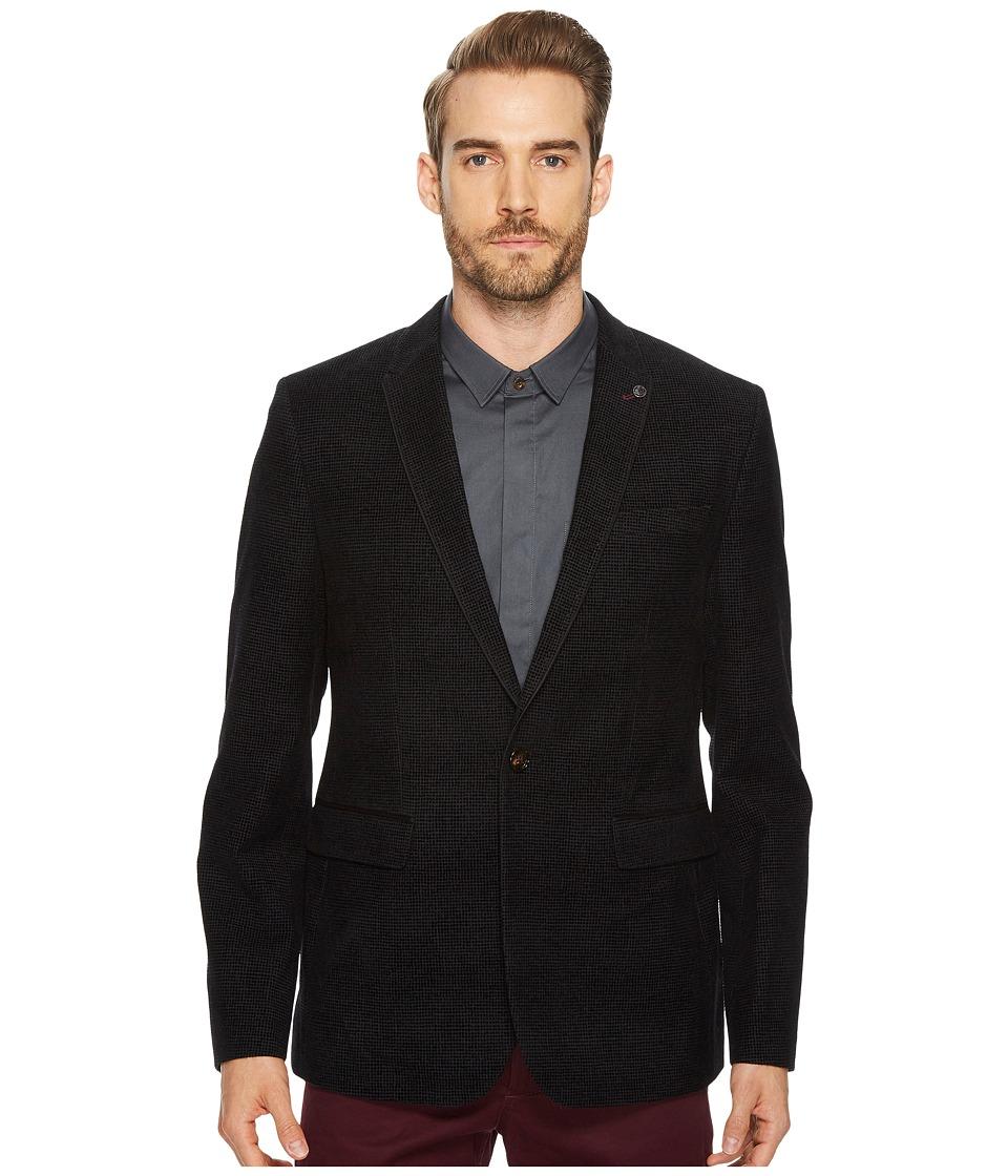 Ted Baker - Exhaust (Black) Men's Clothing