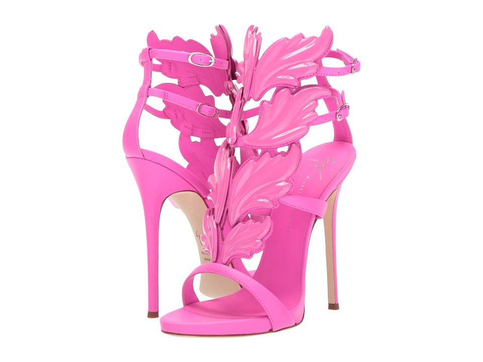 Giuseppe ZanottiI700011  (Birel Fluo Fuchsia) Womens Shoes