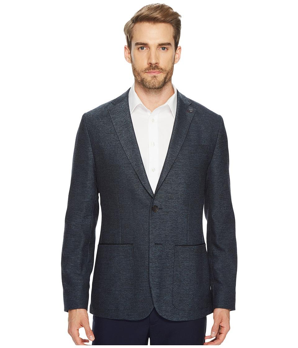 Ted Baker - Port Sport Coat (Blue) Men's Clothing