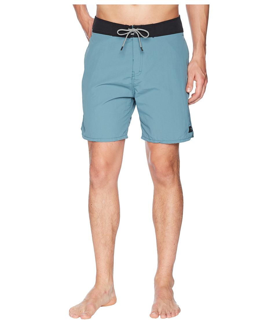 Globe - Dana 18 Boardshorts (Arbor Green) Mens Swimwear