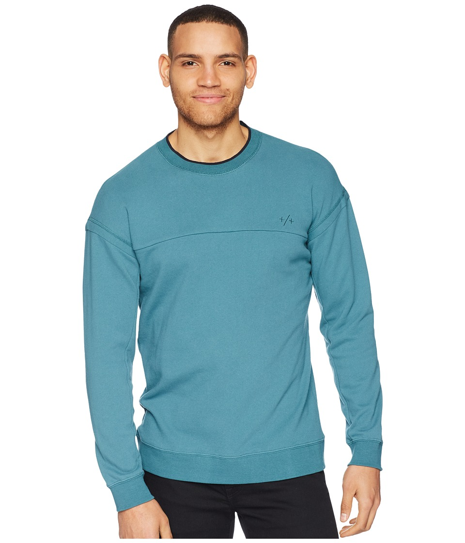 Globe - Dion Pointer Crew (Arbor Green) Mens Clothing