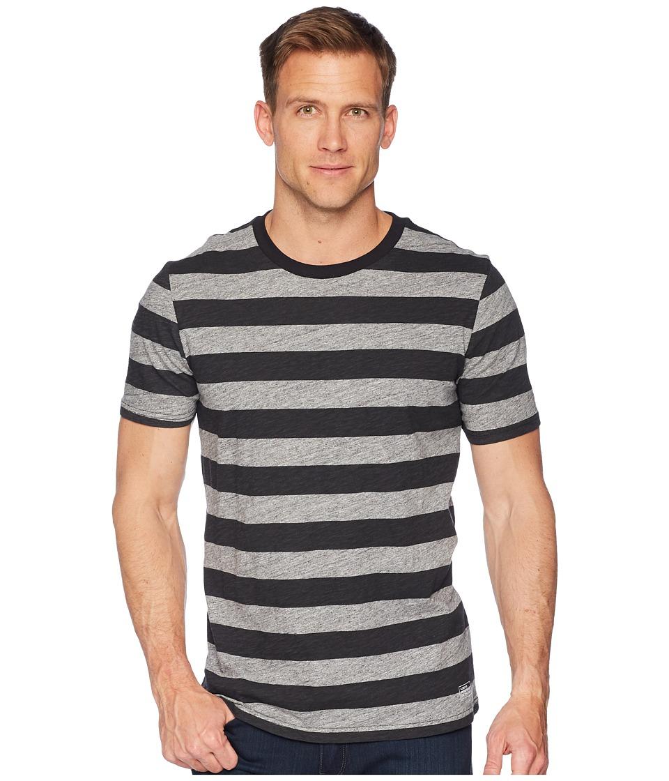 Globe - Moonshine Tee (Black Slub) Mens T Shirt