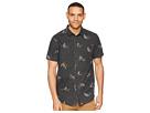 Globe Split Short Sleeve Shirt