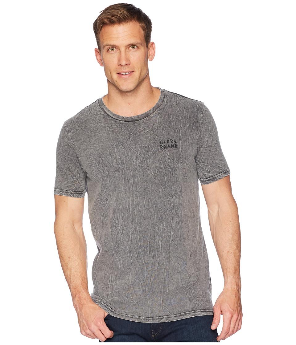 Globe - Twisted Tee (Acid Grey) Mens T Shirt