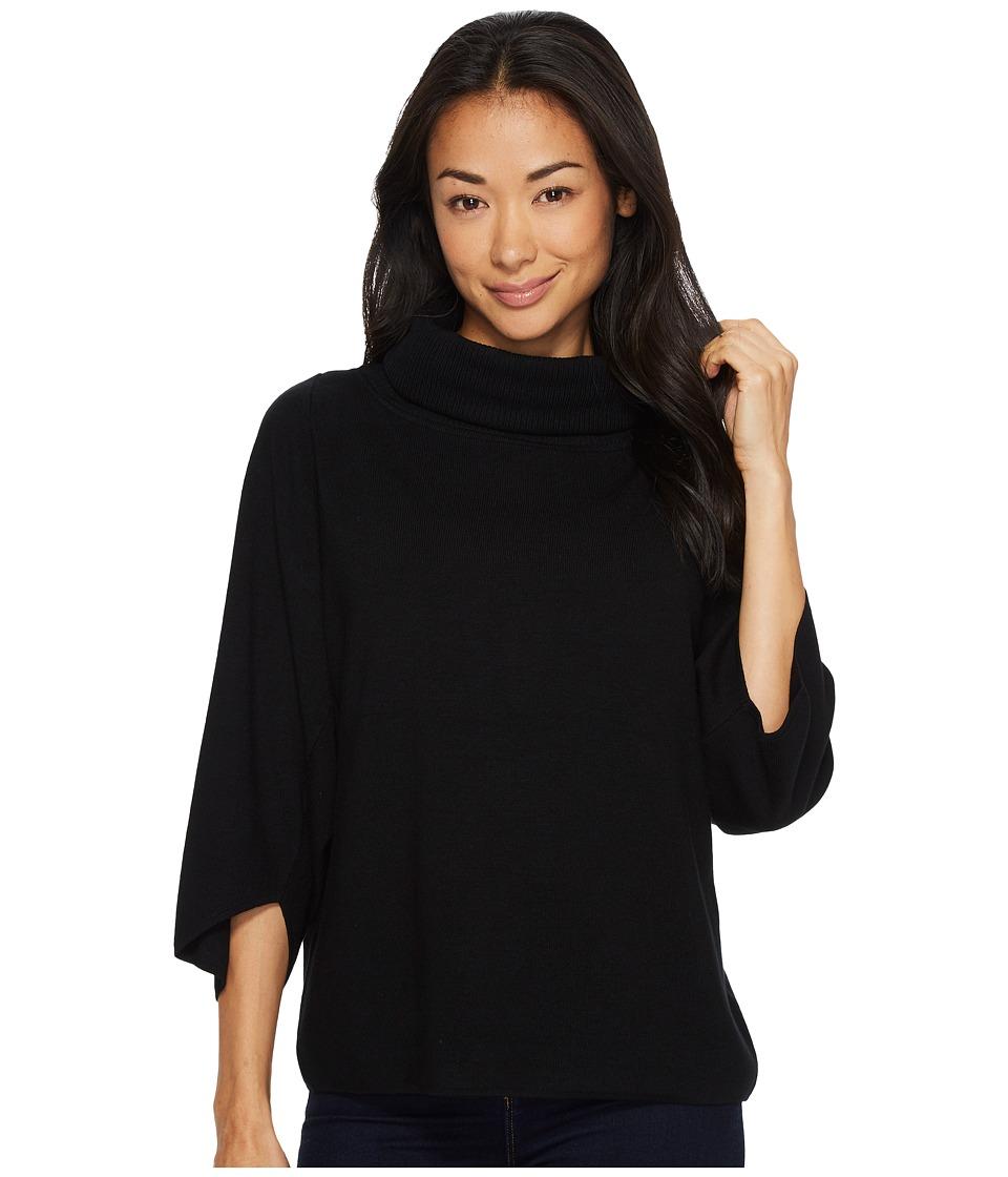 Ellen Tracy - Envelope Sleeve Turtleneck Sweater