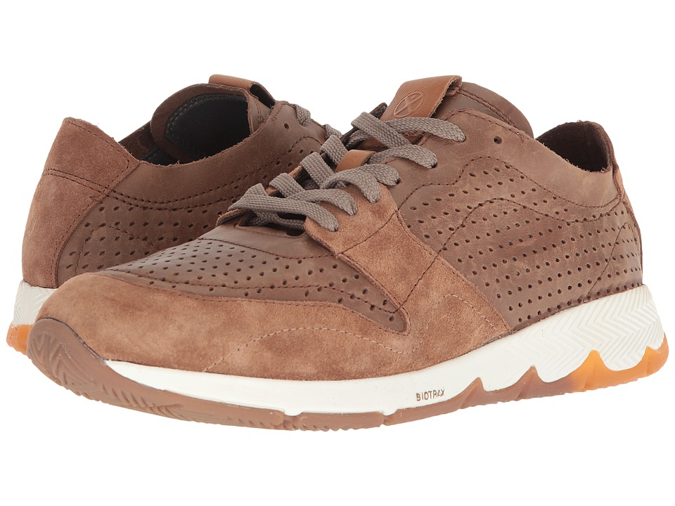 Hush Puppies TS Field Sprint (Brown Leather) Men