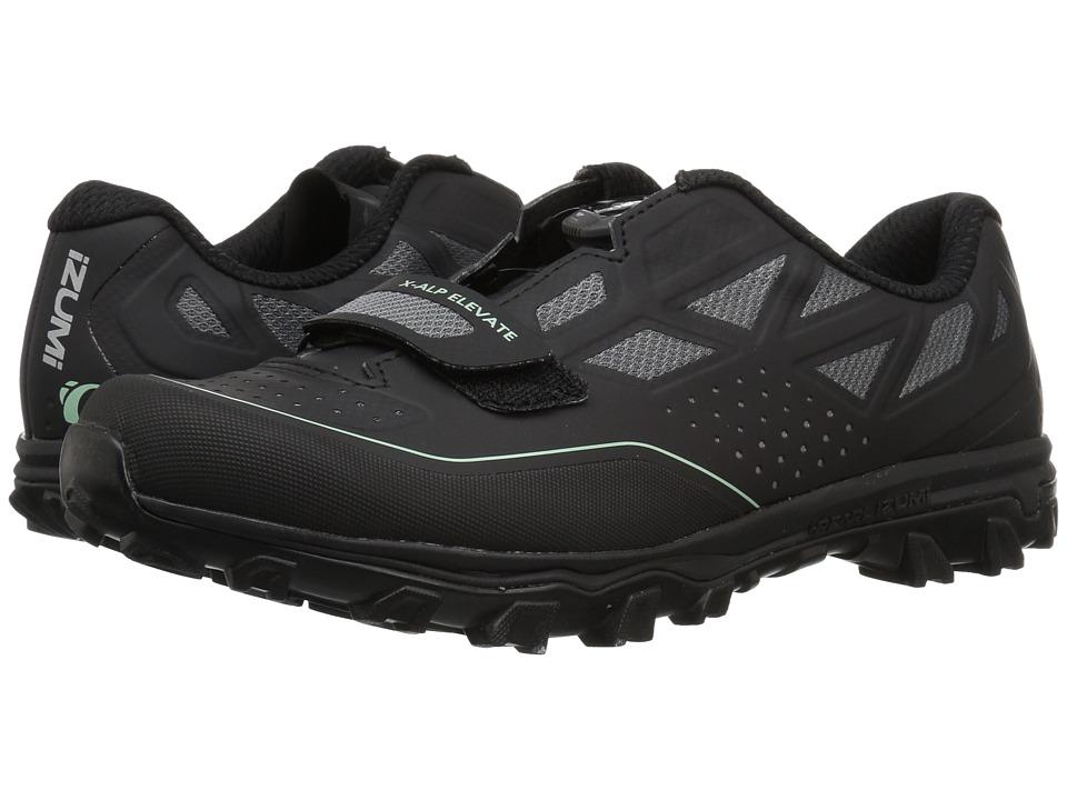 Pearl Izumi X-Alp Elevate (Black/Black) Women's Cycling Shoes