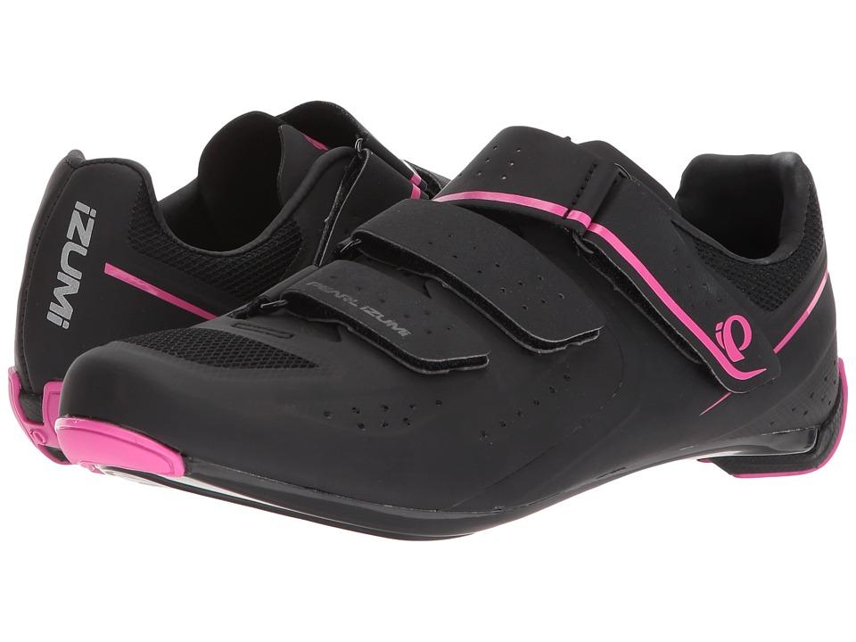 Pearl Izumi Select Road V5 Studio (Black/Black) Women's Cycling Shoes