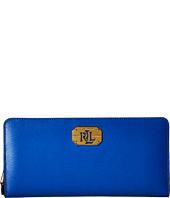 LAUREN Ralph Lauren - Newbury Large LRL Snap Continental Wallet