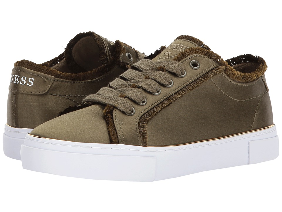 GUESS Goodfun (Olive Satin Lux SP) Women