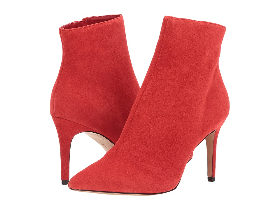 Steven Logic (Red Suede) Women
