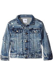 SUPERISM - Corbin Long Sleeve Denim Jacket (Toddler/Little Kids/Big Kids)