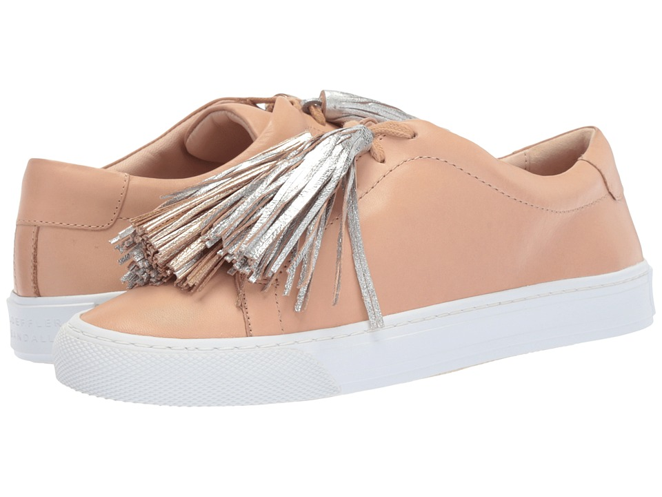 Loeffler Randall Logan (Natural/Metallic) Women's Shoes