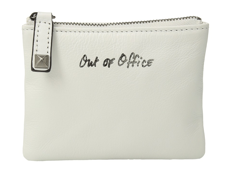 Rebecca Minkoff - Betty Pouch-Out Of Office (Bianco) Wallet Handbags