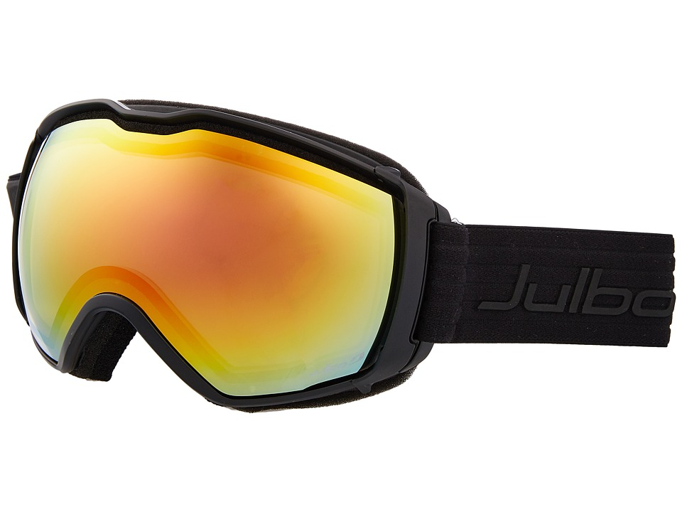 Julbo Eyewear Aerospace (Black with Zebra Light Photochromic Lens) Snow Goggles