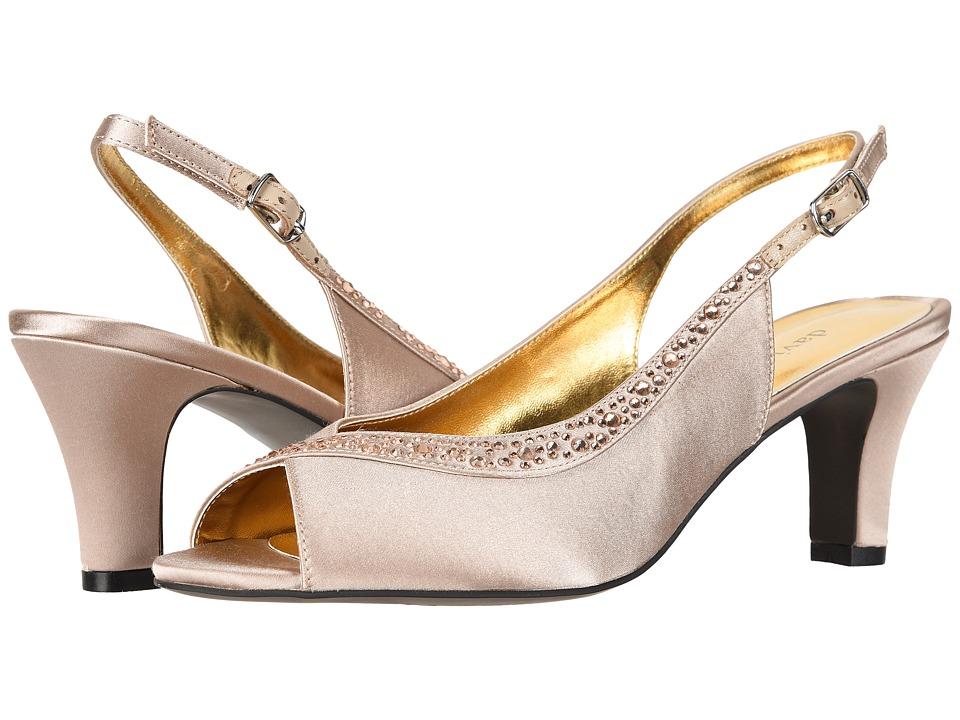 David Tate Dainty (Champagne) Women's Shoes