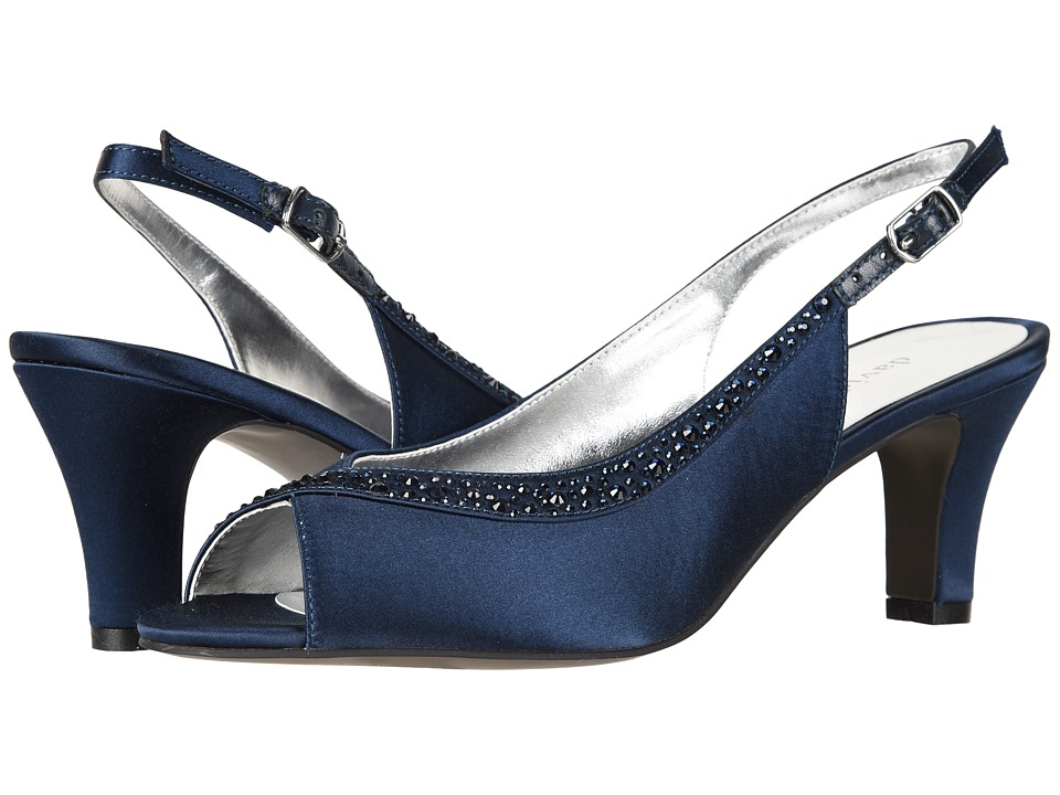 David Tate Dainty (Navy) Women's Shoes