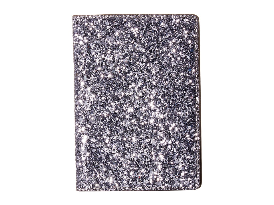 Rebecca Minkoff - Passport Case (Silver) Wallet
