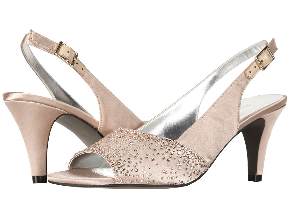 David Tate Stunning (Champagne) Women's Shoes