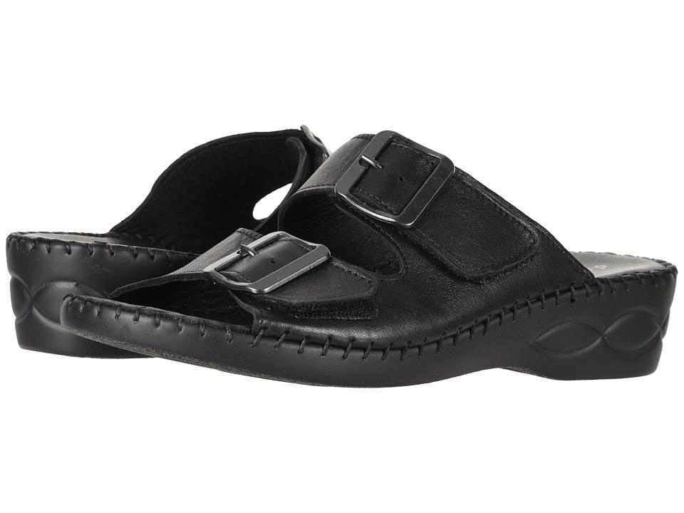 David Tate - Sol (Black) Womens  Shoes