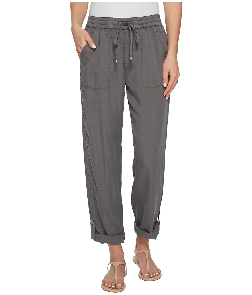 B Collection by Bobeau - Magnolia Rolled Tab Pants