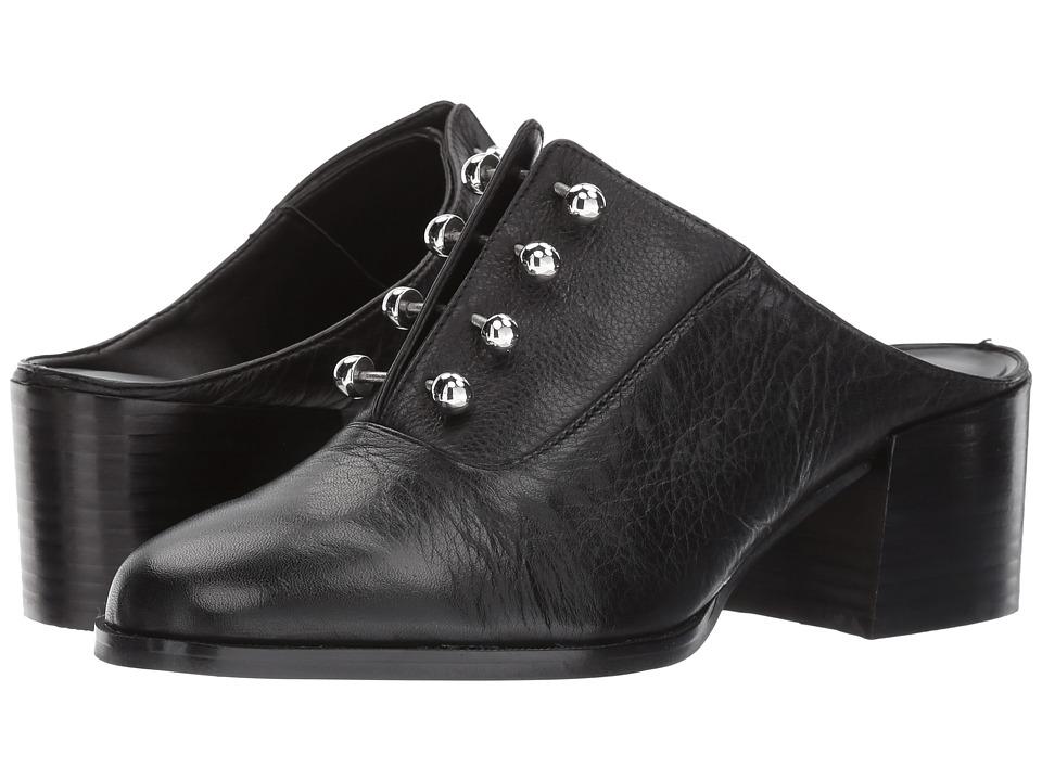 Rebecca Minkoff Everly (Black Lamba) High Heels