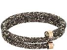 Swarovski Crystaldust Bangle Double Wrap Bracelet