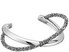Swarovski Crystaldust Cross Cuff Bracelet