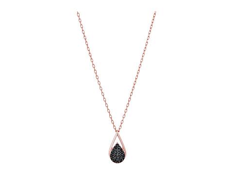 Swarovski Small Ginger Necklace - Rose Gold
