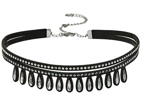 Swarovski Slake Choker Necklace - Dark Multi