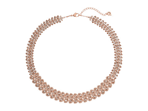 Swarovski Baron All Around Necklace - White