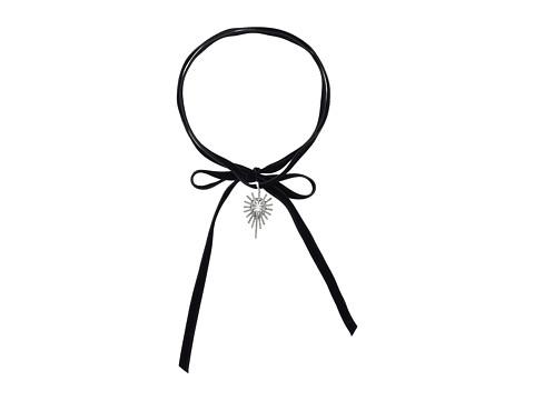 Swarovski Hippy Choker Necklace - White