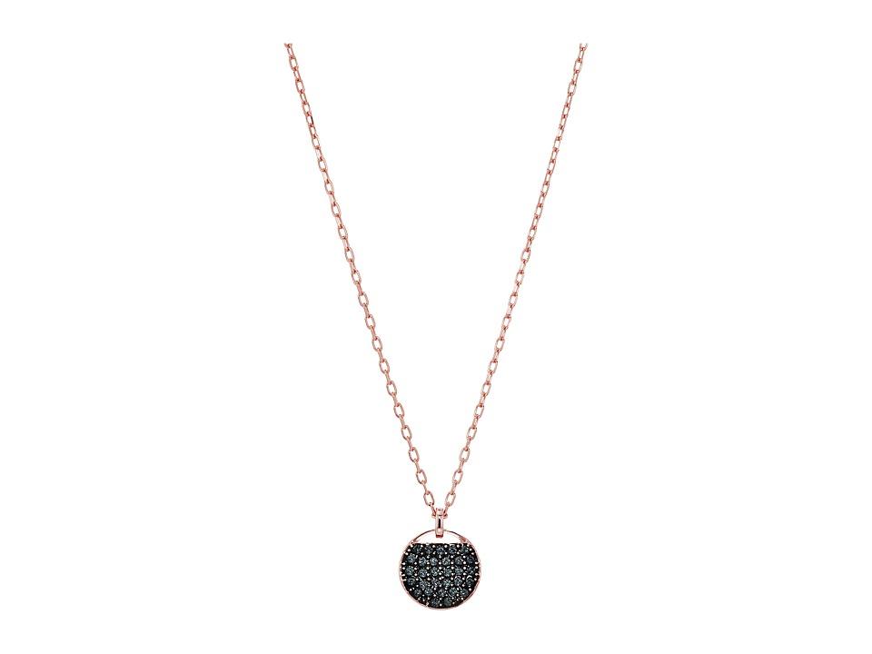 Swarovski Ginger Pendant Necklace (Rose Gold) Necklace