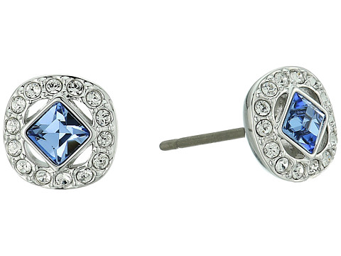 Swarovski Angelic Pierced Earrings - Blue