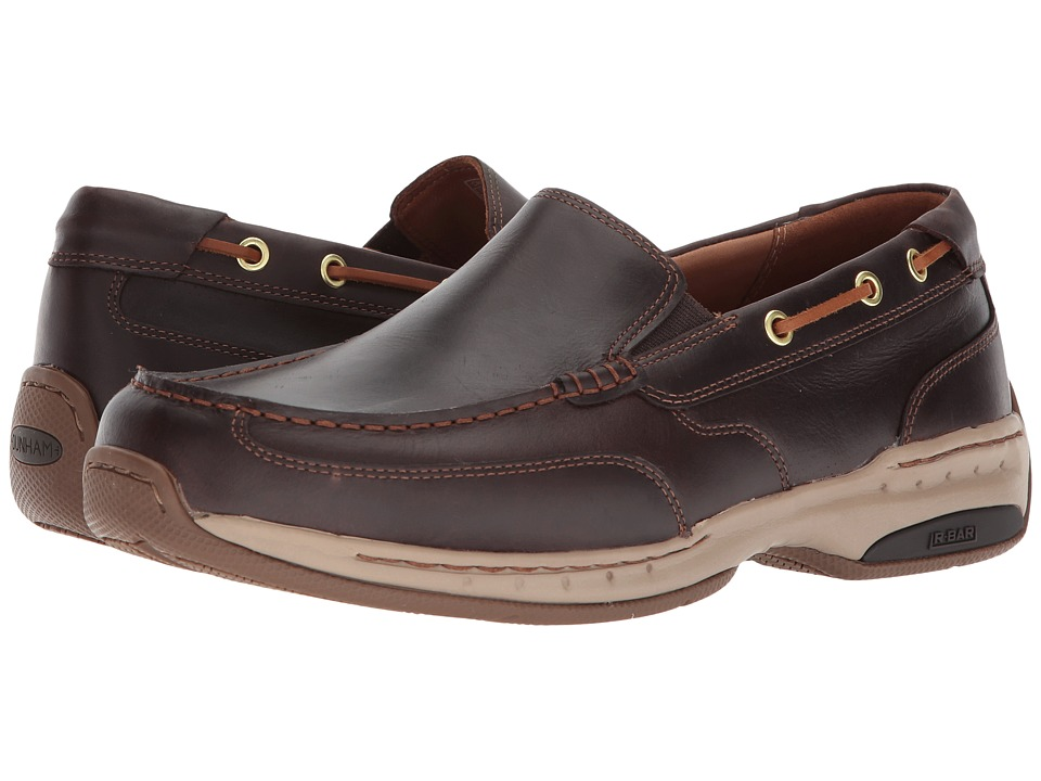 Dunham Waterford Slip-On (Tan) Men