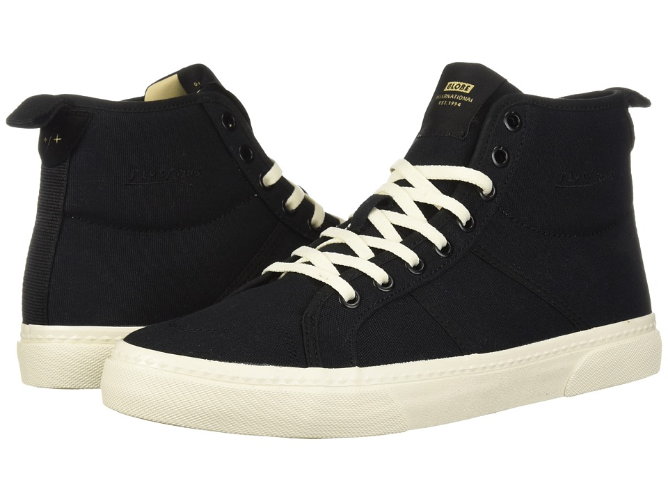 Globe - Los Angered II (Black/Off-White) Mens Skate Shoes