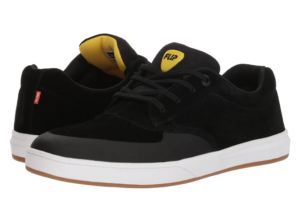 Globe - The Eagle SG (Black/Butter Flip) Mens Skate Shoes