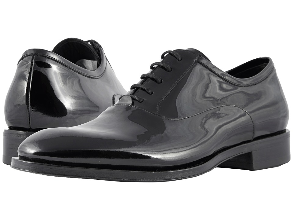 Allen Edmonds LaScala (Black Patent Leather) Men's Lace U...