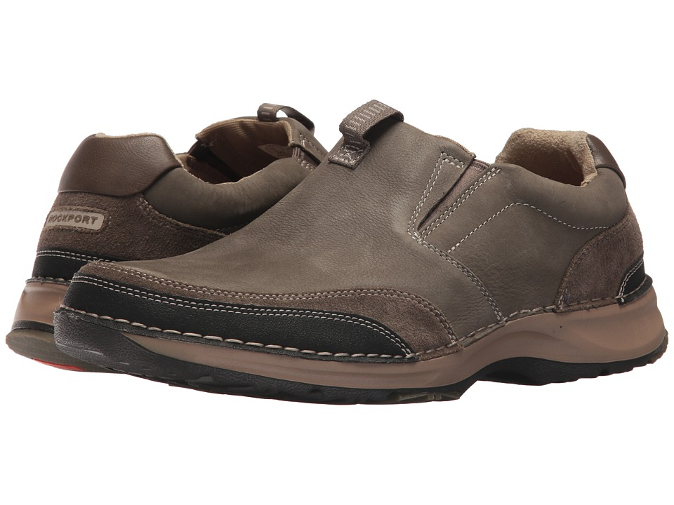 Rockport - Rocsports Lite Five Slip-On (Breen) Mens Shoes