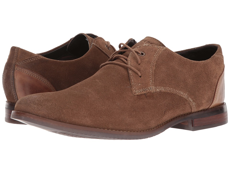 Rockport - Style Purpose Blucher (New Vicuna Suede) Mens Shoes